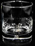 Original Nega Fulo Cachaca, Tumbler, Glas / Gläser, Perle im Fuß