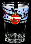 Havana Club Rum Stapelglas Fan Edition I * Mojito, Glas / Gläser, Blau