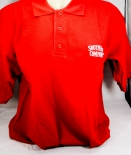 Original Southern Comfort, Polo Shirt, Poloshirt, Rot in Gr. M