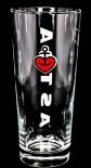 Astra Bier Glas / Gläser, Bierglas Frankonia 0,3l St Pauli Hamburg Kiez
