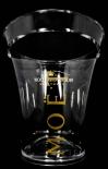 Moet Chandon, Champagner, Flaschenkühler, Imperial Ice, acryl transparent