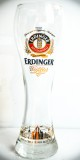 Erdinger Weißbier Glas / Gläser, Bierglas / Biergläser, Weissbierglas 0,5l