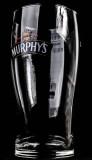 Murphys Beer, Bierglas, half Pint, Pintglas 0,5l