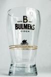 Bulmers Cider, Rezeptglas, Ciderglas, 0,4, 0,5l Eichungen..sehr edel