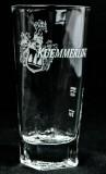Kümmerling, On Ice Glas, Longdrinkglas, unten eckig oben rund