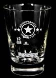 Moskovskaya Vodka, XXL Shot Glas, Stamper, Stern 2cl,4cl