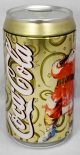 Coca Cola, USA, Blech Spardose Santa Claus