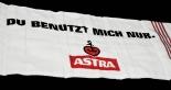 Astra Bier Geschirrhandtuch Du benutzt mich nur Hamburg, St.Pauli, Kiez