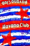 Havana Club Rum, Loop, Bandana, Fahne, Tuch, Schal
