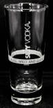 Skyy Vodka, Longdrinkglas, Vodkaglas Mild und Sexyy 2cl / 4cl Eichung