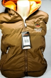 Bacardi Rum, Oakheart Outdoor Damen-Steppweste Urban XS Braun, Limited Edition