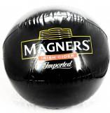 Magners Cider, Wasserball, Ball, schwarz, Wasser, Meer, Strand