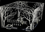 Belvedere Vodka, XXL Acryl Flaschenkühler Double Diamond sehr edel...
