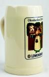 Löwenbräu Bier Brauerei, OKTOBERFEST 2014 Seidel, Bierkrug 0,5 Liter Humpen
