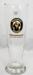 Franziskaner Weissbier, Bierglas, Weizenbierglas, 0,5l, Sahm