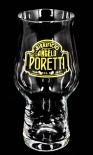 Poretti Angelo Bier, Bierglas 0,25l Craft Master One gelb