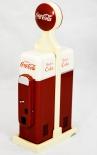 Coca Cola, Salz und Pfeffer Streuer Zapfsäulen originales USA Produkt