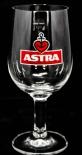 Astra Bier Glas / Gläser, Bierglas, Ritzenhoff Herzanker Kelch, 0,3l