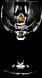 Leffe Bier, Bierglas, Tasting Glas, 0,15 Abbaye de Abbij vav