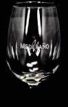 Freixenet Mederano Wein Kristall Glas im edlem Design, Sektglas, Hugoglas