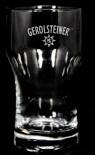 Gerolsteiner Wasser, Mini Empfangsglas, Probierglas