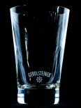 Gerolsteiner Wasser, Trinkglas, Wasserglas
