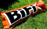 Bifi Salami, Mini Luftmatratze, aufblasbare XXL Bifi
