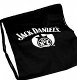 Jack Daniels, Rucksack, Tragetasche, Stoffbeutel String Bag Rocks