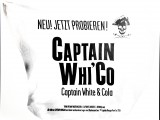 Captain Morgan, statisch haftender Aufkleber, Werbeaufkleber, Whi´Co