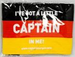 Captain Morgan Rum, Kapitän Fußball Armbinde Deutschland