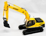 HYUNDAI HEAVY INDUSTRIES ROBEX 210 LC-9, 1:40, in OVP