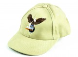 Case Construction USA, Baseball-Cap, Mütze, Cap, Adler beige