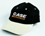 Case Construction USA, Baseball-Cap, Mütze, Cap, Alcantara, Schwarz