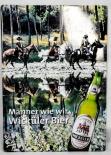 Wicküler Brauerei, Blechschild, Werbeschild Weide