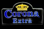 Corona Extra Bier LED Display Leuchtreklame, Neonleuchte, Leuchtwerbung