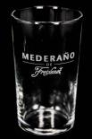Freixenet Mederano Probierglas, Tasting Glas, Empfangsglas Sanitätsbecher