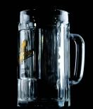 Hasseröder Bier, Staufeneck Seidel, Bierseidel 0,4l