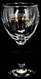 Hasseröder Bier Leffel Pokal 0,5l, Fürstenbräu Granat, Bierkelch