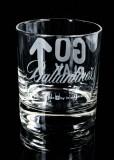 Ballantines Glas / Gläser, Whiskyglas, Tumbler go play