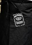 Jack Daniels Whisky, Kellnerschürze, Schürze No 7 Tennessee lange Ausführung