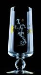 Bitburger Bier, Editionsglas, Fußball Pokal, Bierglas 0,25l