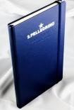 San Pellegrino, Wasser, Notizbuch, Reservierungsbuch Itineraries of Taste