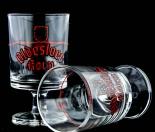 Oldesloer Korn, Shotglas, Stamper Arcoroc Stielglas