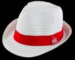 Jim Beam, Red Stag, Sommerhut, Sonnenhut, weiß Rotband