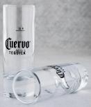 Cuervo Jose, Tequila, Shotglas, Stamper, lange Ausführung