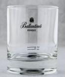 Ballantines, Whiskey, Tumbler, Whiskeyglas Finest seltene Ausführung