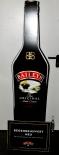 Baileys Likör, Pappaufsteller, Aufsteller Flasche