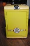Warsteiner Mini-Kühlschrank, Kühler, digital, Hochglanz, 220v/12v - Austellungsstück