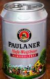 Paulaner Weißbier Minikühlschrank, Kühlschrank, Dose, Hochglanz