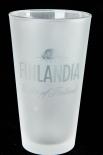 Finlandia Vodka, Satiniertes Longdrinkglas, 2cl, 4cl, große Version